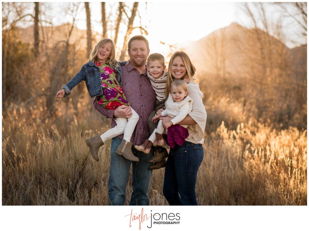 Salida Colorado family photographer
