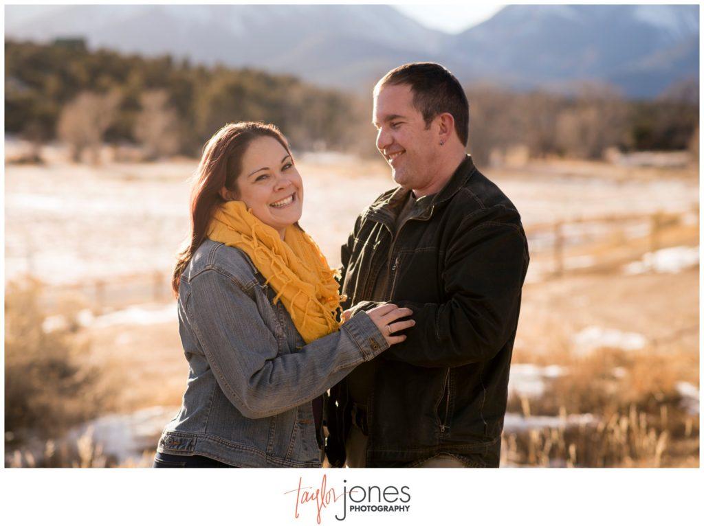 Salida Colorado engagement and wedding photographer
