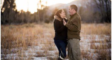 Salida Colorado mountain engagement shoot photographer