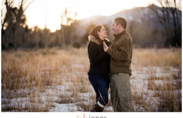 Salida Colorado mountain engagement shoot photographer