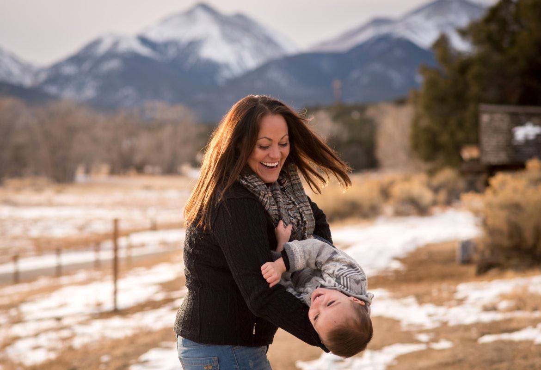 Buena Vista Colorado Family photographer