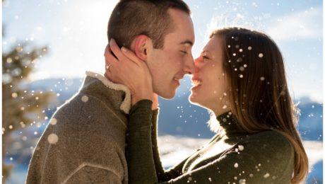 Wedding and engagement photographer in Breckenridge Colorado