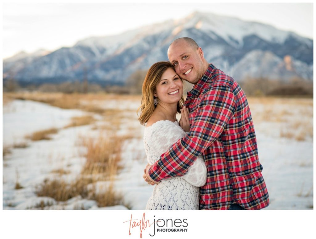 Salida Colorado engagement and wedding photographer