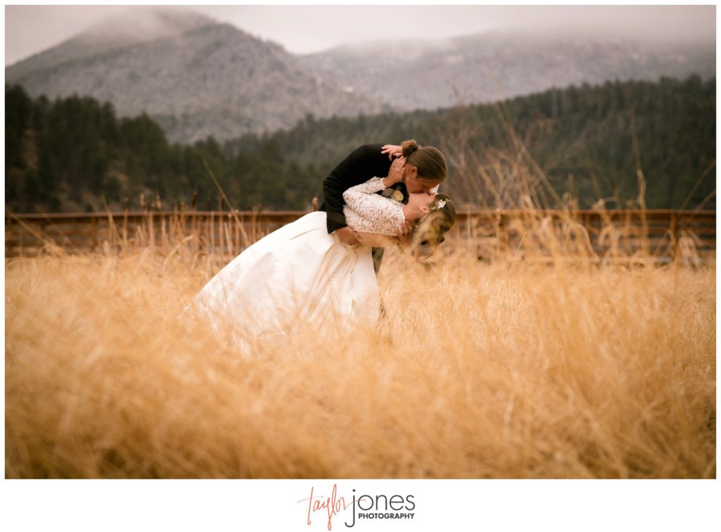 Evergreen Lake House wedding photographer