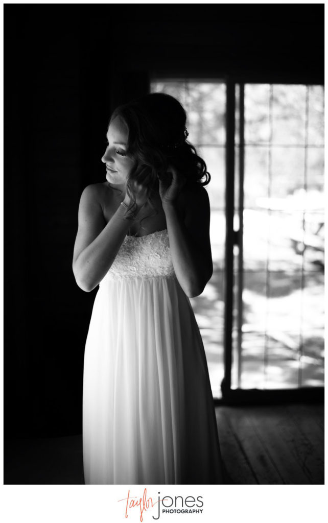 Mount Princeton Colorado bride wedding photographer