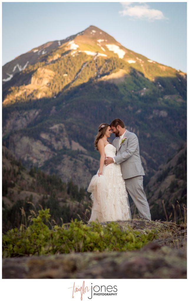 Ouray Colorado wedding photographer