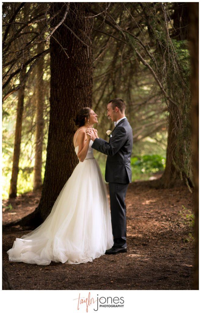 The Donovan Pavilion wedding in Vail Colorado