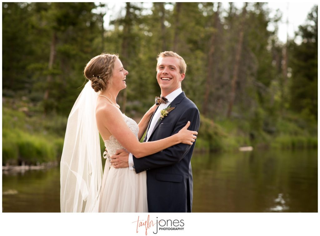 Windy Point Breckenridge Colorado Wedding Photographer