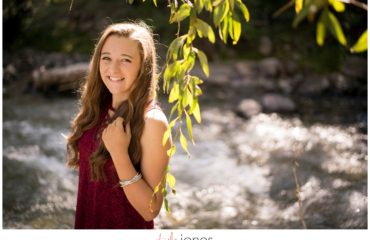 Buena Vista Colorado senior portraits