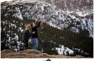 Breckenridge Colorado family photographer in the mountains