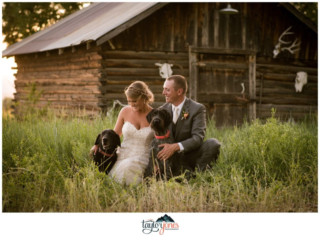 Needle Rock Lodge Crawford Colorado wedding photographer