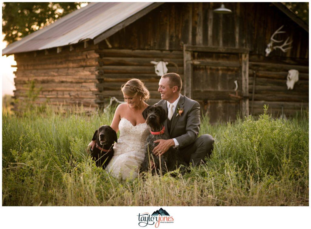 Needle Rock Lodge Crawford Colorado wedding photographer