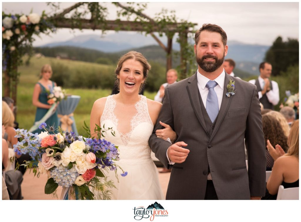 Deer Creek Valley Ranch wedding photographer summer wedding Ockerman
