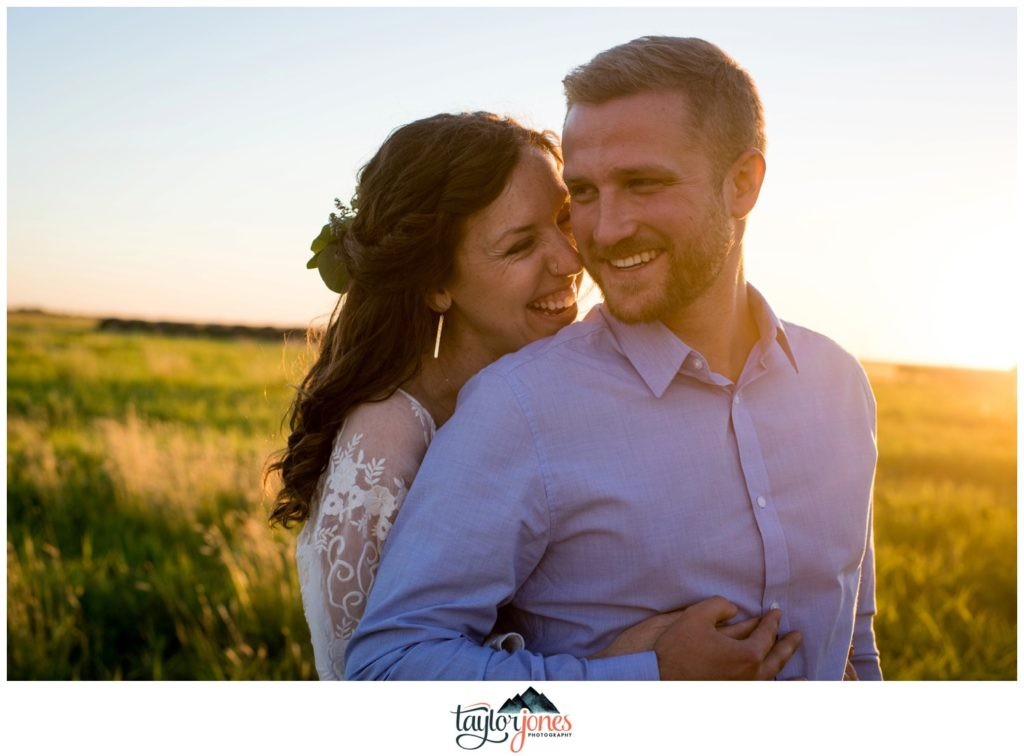 Texas wedding photographer Hannah Hunter at the Allen Farmhouse