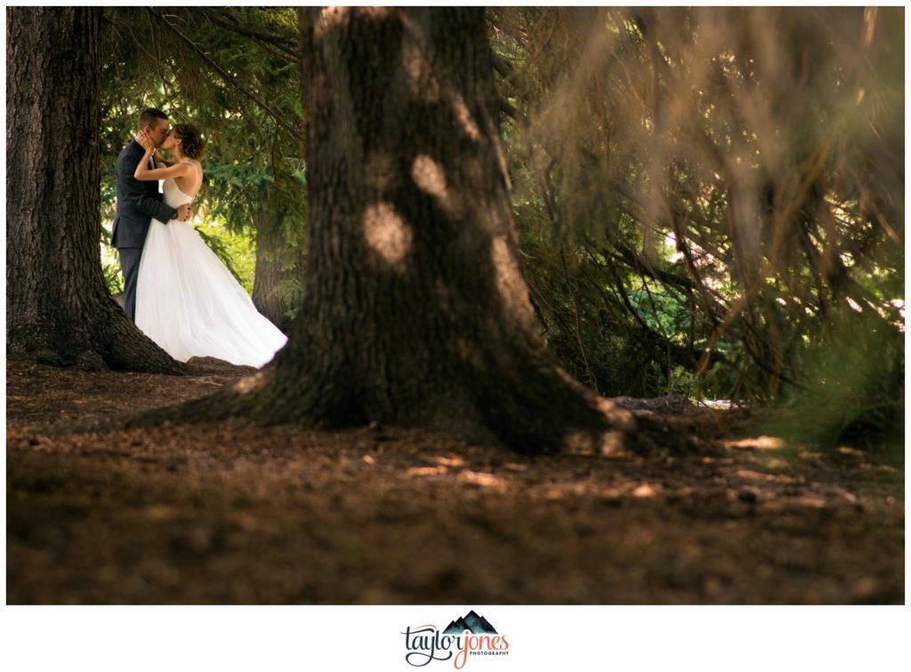 Vail Colorado wedding photographer Jake and Haydn