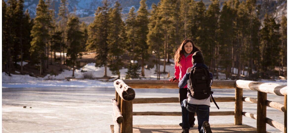 Rocky Mountain National Park Proposal at Sprague Lake