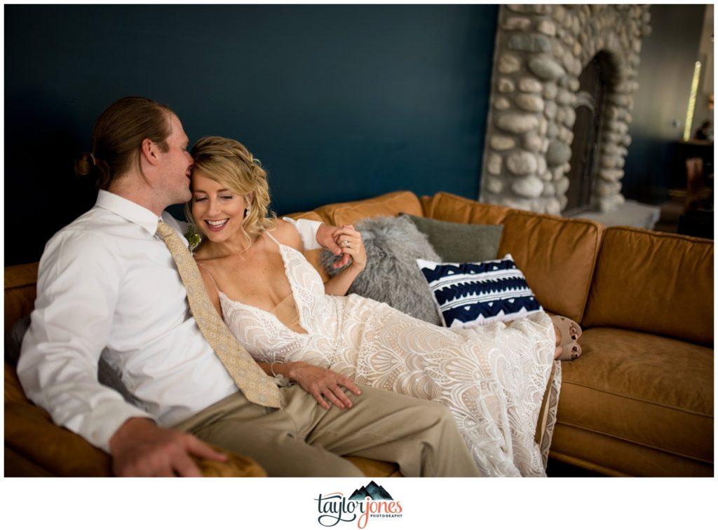 Wedding at the Surf Hotel Buena Vista Colorado