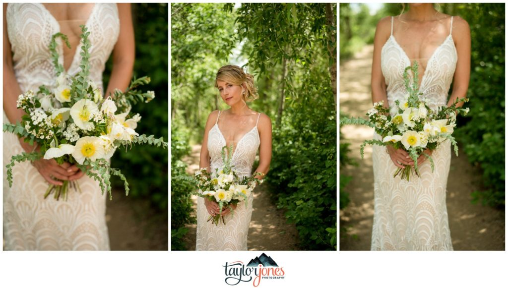 Wedding at the Surf Hotel Buena Vista Colorado flowers by Ranch Verde flowers