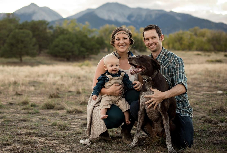 Colorado husband and wife wedding photographers