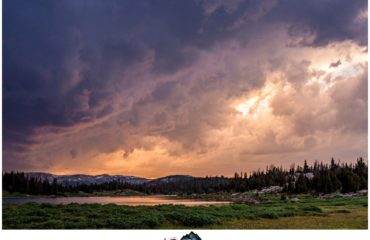 Yellowstone National Parkin Montana Beartooth Highway