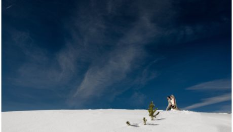 Sapphire Point elopement in Breckenridge, Colorado