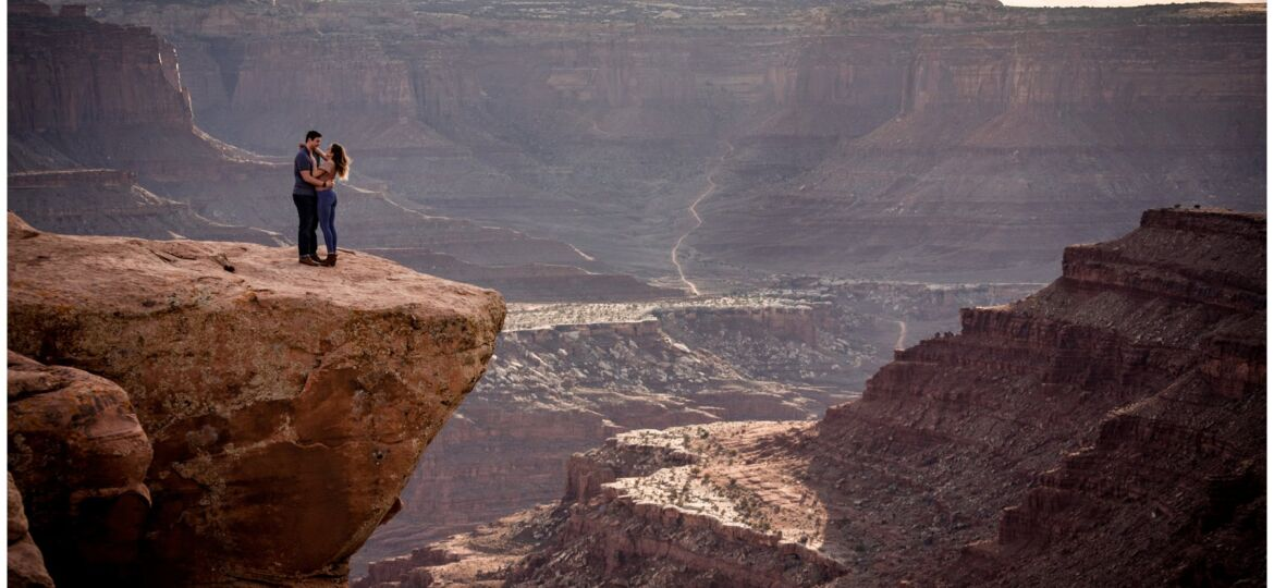 Dead Horse Point Moab proposal