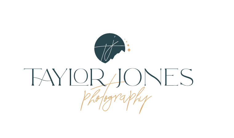 Taylor Jones Photography Logo