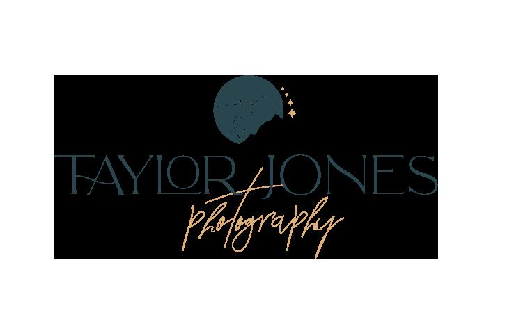 Taylor Jones Photography Logo